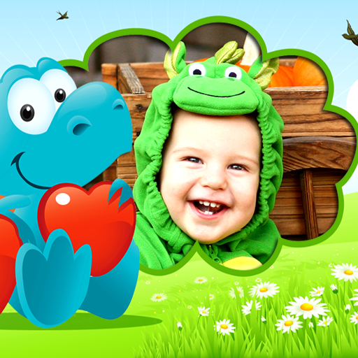Baby Dinosaur Photo Frames: Amazon.co.uk: Appstore for Android