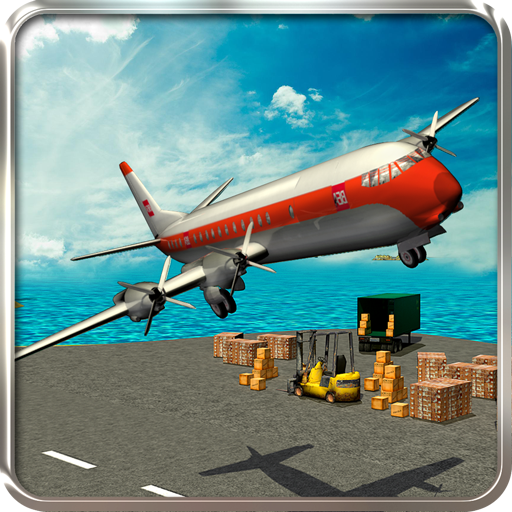 Cargo Plane Flight Simulator