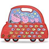 VTech 80-530604 tablica alfabetowa dla małych dzieci, zabawka Peppa, nauka, treść do nauki: liter, głos, słowa, kolejność alf