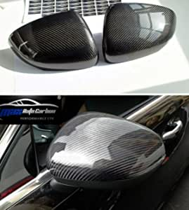 Max Car Carbon Mirror Caps For W177 A Class Cla Class C118 X118 Amg A35 A45 A45s A200 A250 A180 Auto
