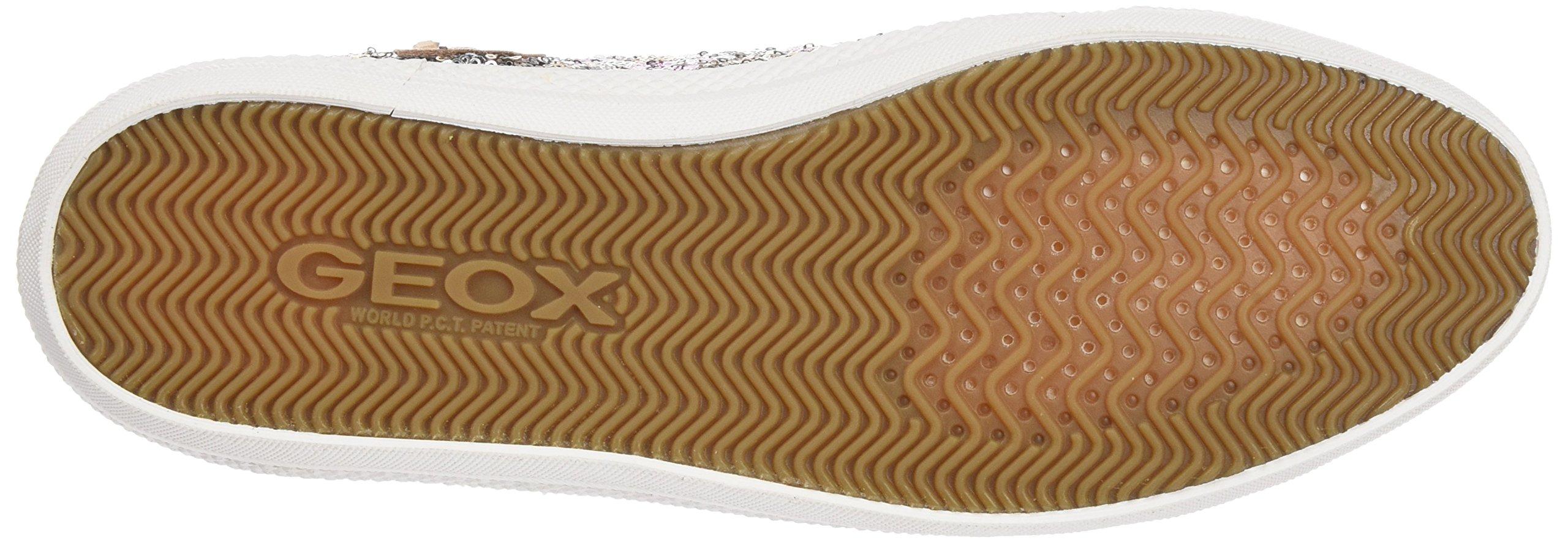 Geox Damen D Giyo A Hohe Sneaker 3