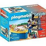 PLAYMOBIL 9457 Spielzeug-Hausmeister mit Kiosk