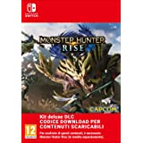 Monster Hunter Rise Deluxe Kit [Pre-Load] | Nintendo Switch - Codice download