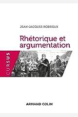 Rhétorique et argumentation - 3ed Broché