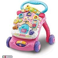 Vtech 80-505683 First Steps Baby Walker, Pink
