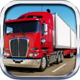 3D Truck Car Parking Simulator - School Bus Driving Test HD