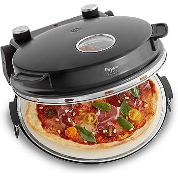 G3 ferrari g10006 forno pizza elettrico nero patented - Forno elettrico pizza casa ...