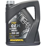 Mannol 7707-5 O.E.M. 5W-30 API SN/CF for Ford Volvo motorolie, 5 liter