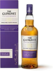 Glenlivet The CAPTAINS RESERVE Single Malt Scotch Whisky (1 x 0.7 l)