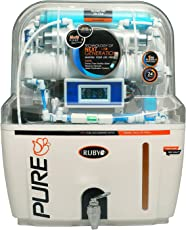 Ruby RO with Auto Flush & Display Water Purifier