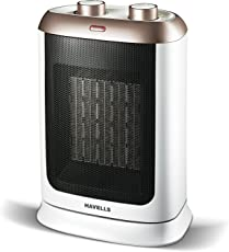 Havells Calido - Gold - 2000W, PTC Fan Heater