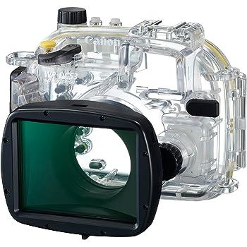 Canon WP-DC53 Custodia Subacquea per PowerShot G1X MK 2, Trasparente
