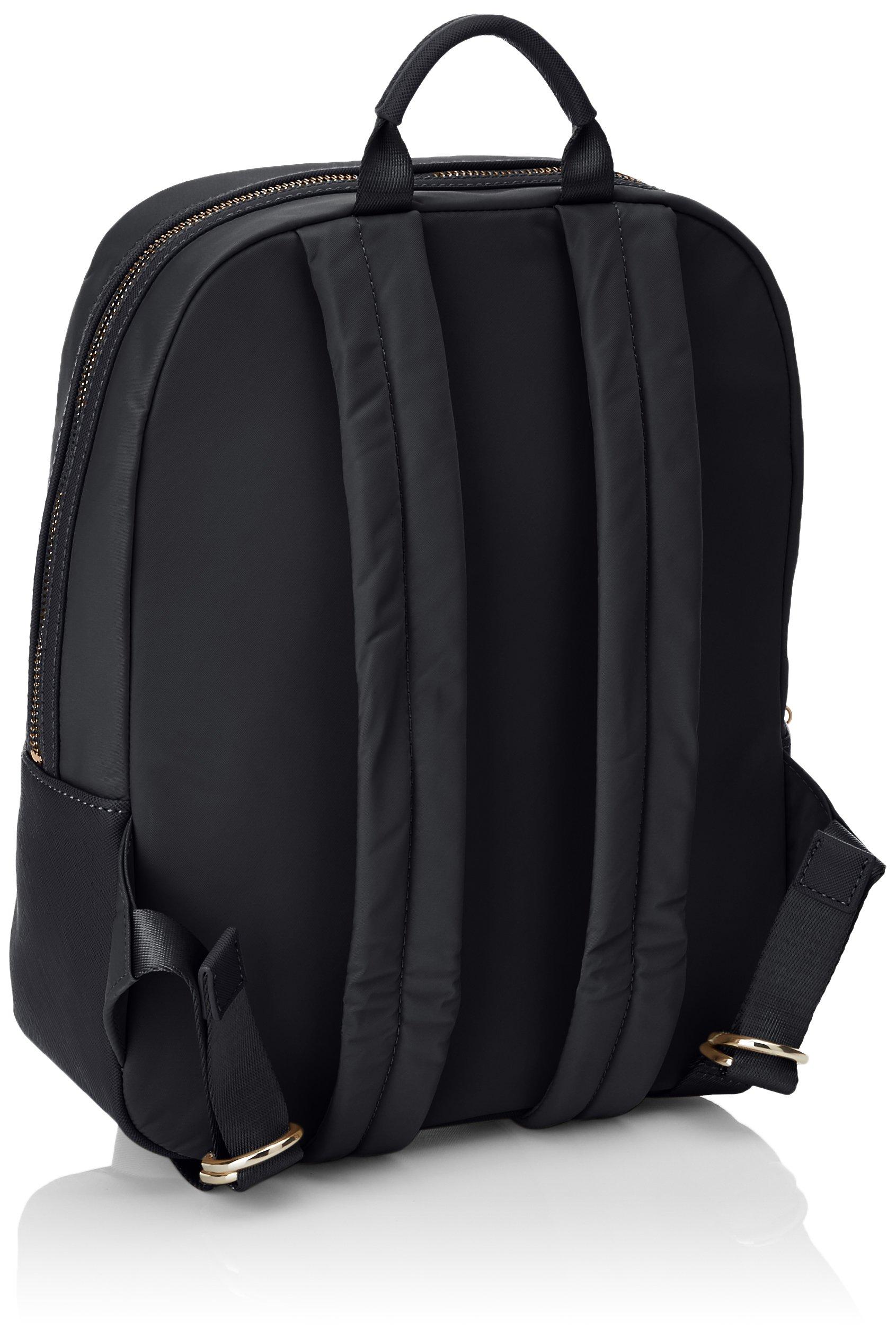 81xazF8R3oL - Tous 695810087, Bolso Mochila para Mujer, (Negro), 26x33x9.5 cm (W x H x L)