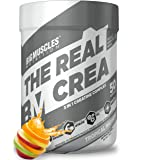 Bigmuscles Nutrition Real Crea Micronized Flavoured Creatine Tropical Madness [50 Servings, 150g]