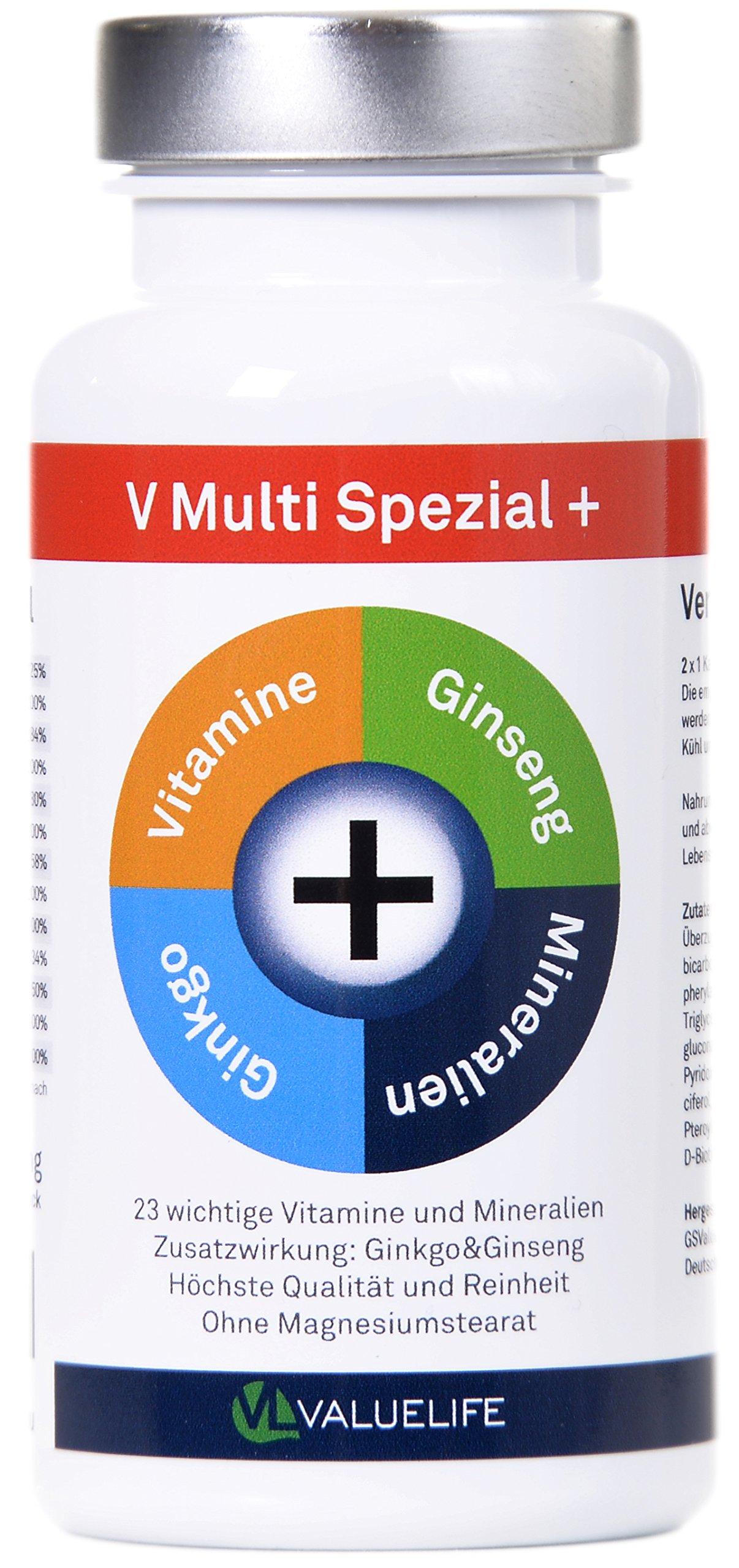 Multivitamine A und Z