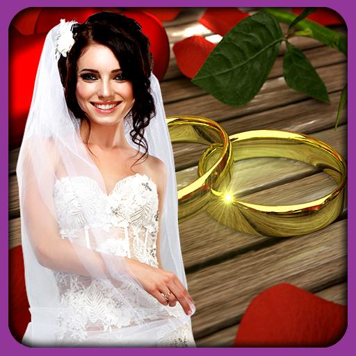 Hochzeit Bilderrahmen