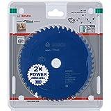 Bosch Professional cirkelsågklinga Expert for Wood (trä, 165 x 20 x 1,5 mm, 48 tänder, tillbehör sladdlös cirkelsåg)