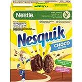 NESQUIK CHOCO CRUSH Fagottini con Cereali Integrali e Cacao 360 g