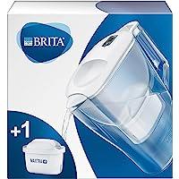 BRITA Carafe filtrante Aluna blanche - 1 filtre MAXTRA+ inclus