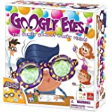 Goliath Games Googly Eyes Game — Family Drawing Game with Crazy, Vision-Altering Glasses