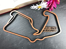 Silverstone track - Large - Grand Prix Circuit - Silverstone F1 race track. Perfect for Silverstone Grand Prix Circuit...