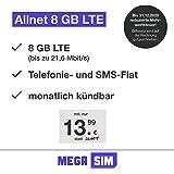 Telekom Mobiele telefooncontract green LTE 10 GB - Internet Flat, Allnet Flat Telefonie in alle Duitse netwerken, EU-roaming,