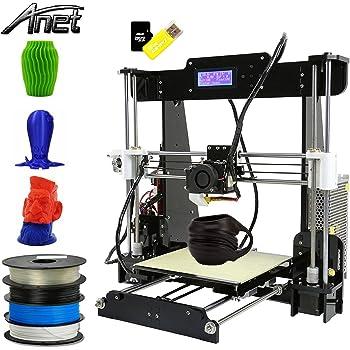 Anet A8 3D Drucker, Prusa I3 3D Printer DIY, 3D-Drucker Kit ...