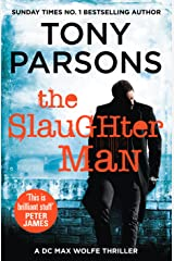 The Slaughter Man: (DC Max Wolfe) Kindle Edition