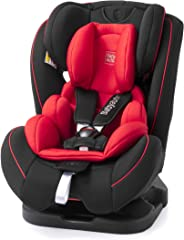 Babyauto Taiyang reclining Baby Car Seat, From Birth to 12 Years, From 0-36 Kg,Group 0+123- Red