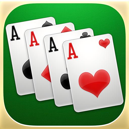 Solitaire+ (Kostenloses Solitaire-kartenspiel)