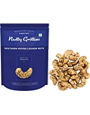 Nutty Gritties Southern Pepper Cashew Nuts, 200g