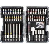 Bosch Professional 260925C147 Coffret de 43 Embouts de vissage et Douilles (Accessoires pour perceuse)