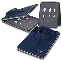 CABIN GO Porta Camicia da Viaggio Custodia Borsa per Camicie Indumenti per Il Trasporto e Viaggio di Camicie Senza…