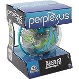 Perplexus - 20068987 - Jeu d'Action et de Réflexe - Labyrinthe 3D Rookie (Couleur Aléatoires)