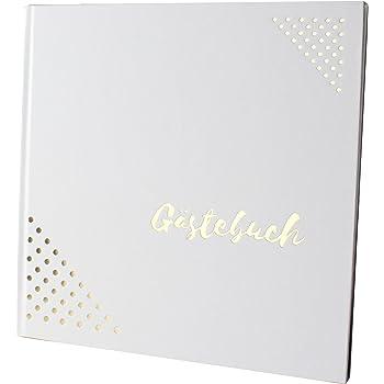 Gästebuch Hochzeitsbuch Puzzle 23x25 Cm Leinen Weiß Ausschnitt Hochzeit Kleidung & Accessoires
