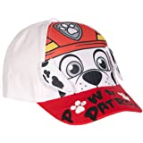 Nickelodeon Paw Patrol Official Girls Boys Baseball Hats Adjustable Caps Summer Sun Hat Marshall or Chase Character 2-8 Years