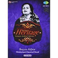 The Great Heritage :- Begum Akhtar