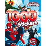 Ultimate Spider-man. 1000 stickers