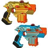Hasbro Lazer-Tag-Pistolen Nerf Phoenix LTX Tagger, 2er-Pack