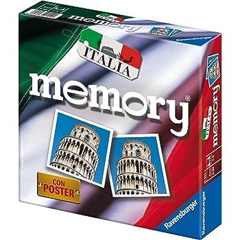 Ravensburger Italy 21552 Memory Italia