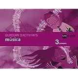 Quadern música. 3 Primària. Saba - 9788467571080