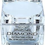 Shahnaz Husain's Vedic Solutions Diamond Plus Exfoliating Scrub, 40g