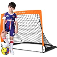 Dimples Excel Fussballtor Pop Up Fussballtore für Kinder Garten Fussball Tor Football Ball Tore x1