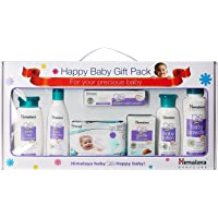 Himalaya Lotus Baby Care Pack (White)