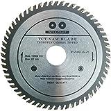 Inter-Craft 125 mm sågklinga toppkvalitet cirkelsågblad för trä (125 x 60 x 20 H) tänder