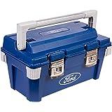 Ford FHT0315 Plastic Tool Box, Blue