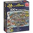 Jan van Haasteren - Seehafen - Puzzle 500 Teile