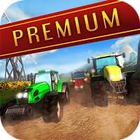 Crazy Farm Racing 3D Premium