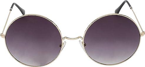 Globus Round Sunglasses (Black) (S1801Shsnssg29-Black-F)