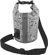 Aldamarte Designer Dry-Bag, stabiler und wasserdichter PVC Trockenbeutel , Packsack,Trockentasche 5L [Artwork]